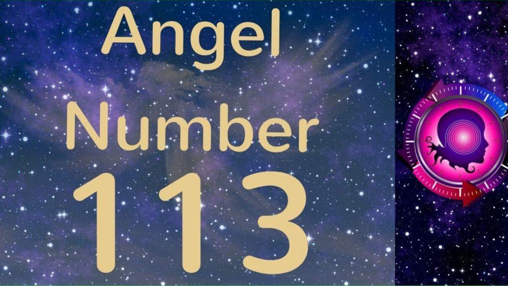 Angel number 113